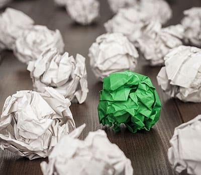 Услуги - Изкупуване на хартиени отпадъци